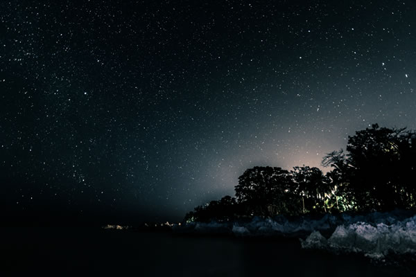 Best Dark Sky Locations for Romantic Star Gazing