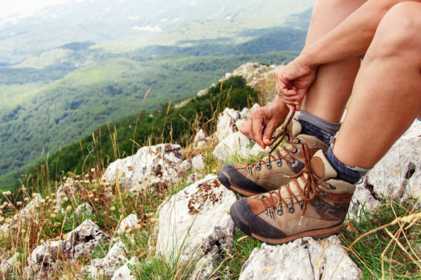 Calculate Hiking Boot Size