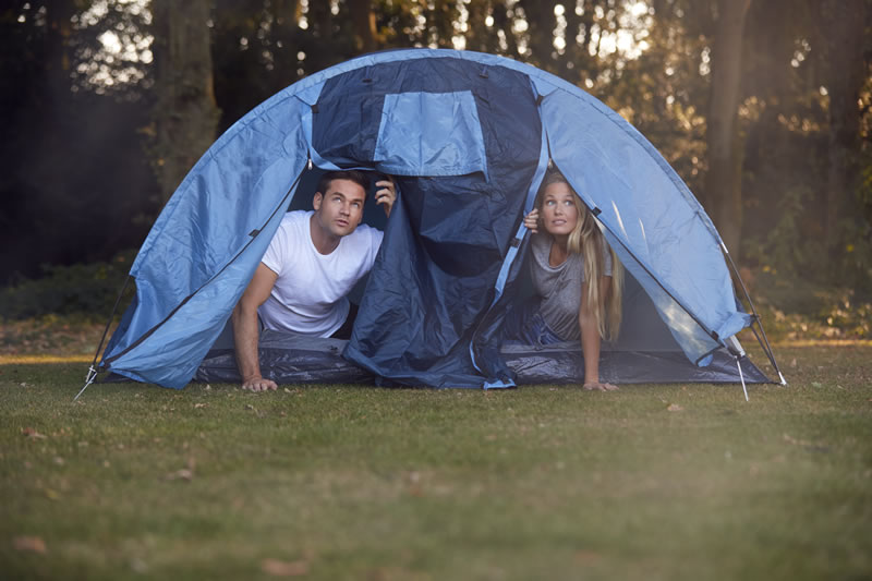 Are Camping Tents Waterproof