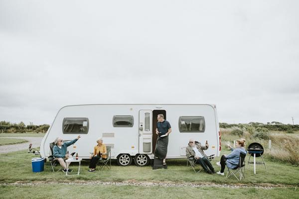 Caravan regulations and sizes