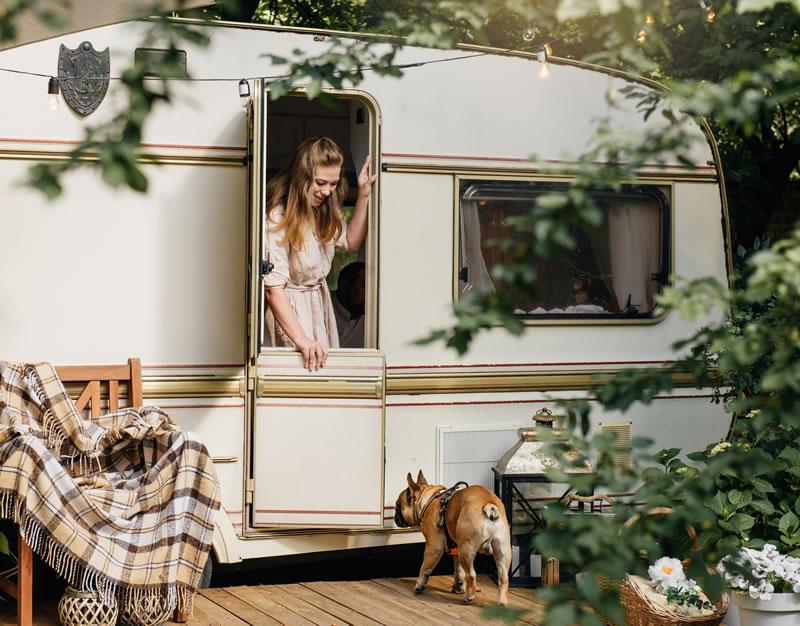 Caravan Storage on Your Land