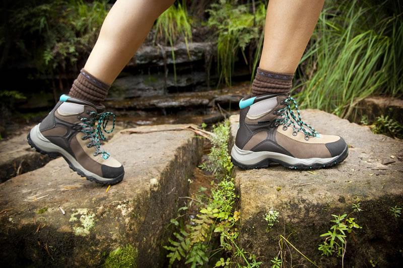 Hiking Boots Half a Size Bigger