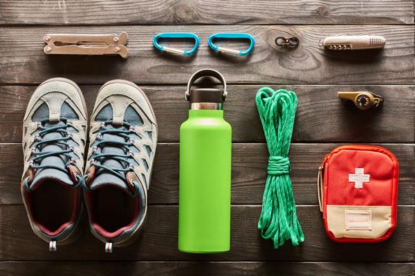 Hiking Gear Essentals