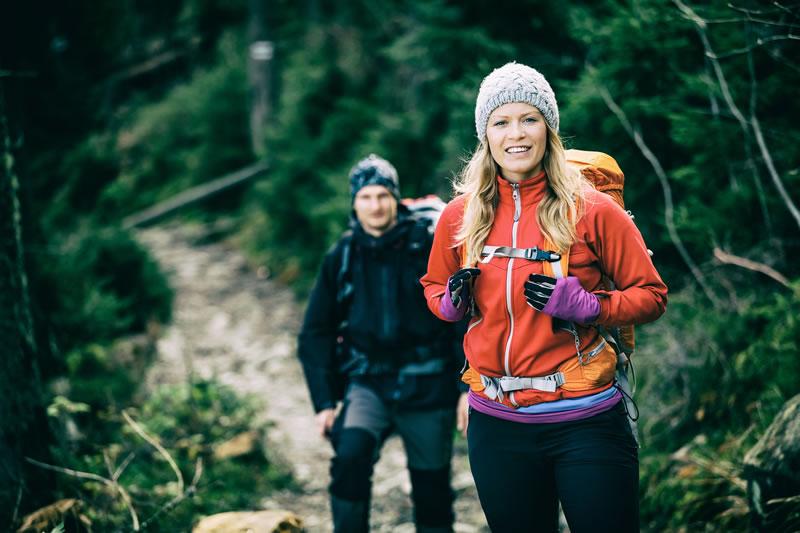 Hiking vs Backpacking vs Trekking