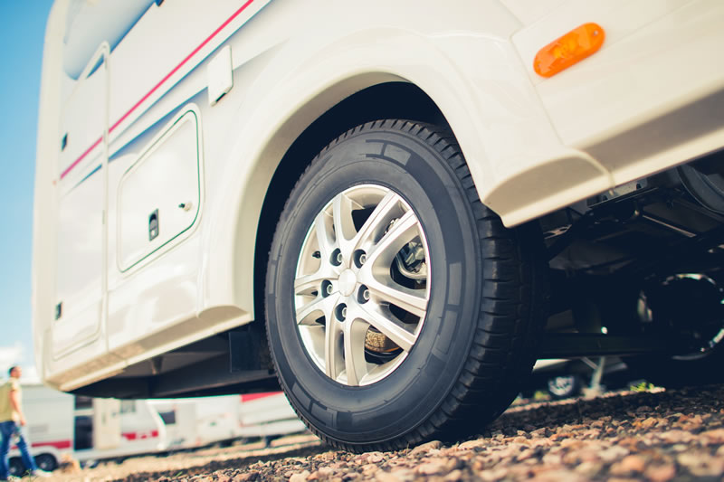How Often to Change a Motorhome Tire