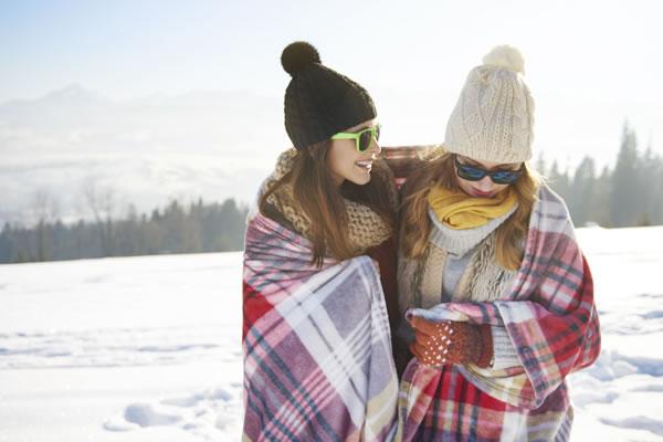 Keep Warm While Glamping
