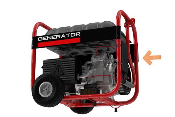 Portable Generator Alternator
