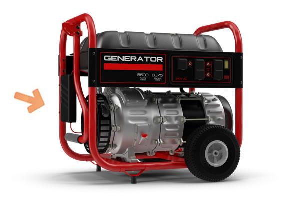 Portable Generator Engine
