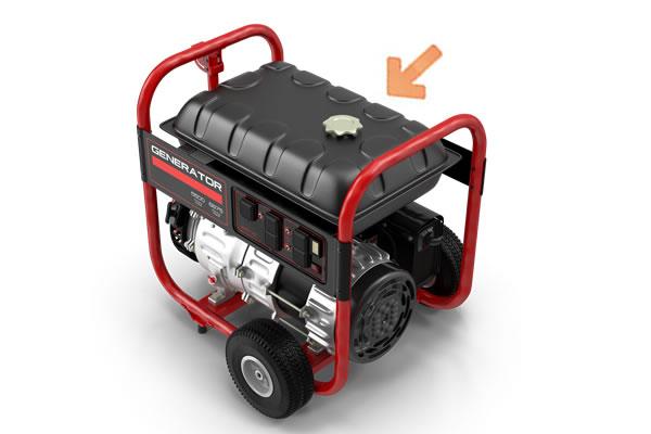 Portable Generator Fuel