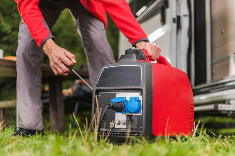 How Portable Generators Work
