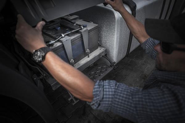Removing RV Battery