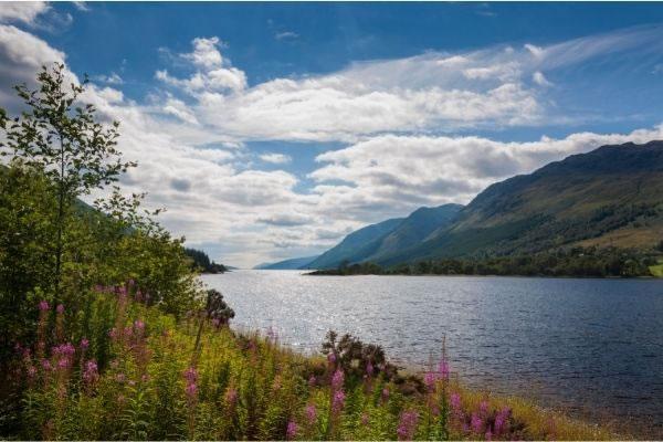 Wild Camping Around Loch Ness